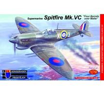 Kp - Spitfire Mk Vc over Malta