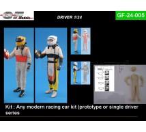 Gf Models - Pilote saluant (2)