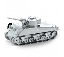 Metal earth - Sherman 3D