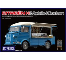 Ebbro - Citroen Type H Food truck