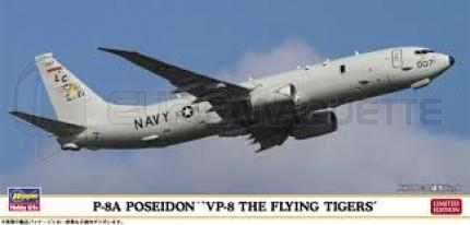 Hasegawa - P-8A Poseidon VP-8 1/200