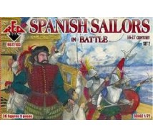 Red box - Spanish sailors (Set 2)