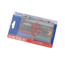 Tamiya - Coffret Outils de base