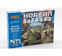 Imex - Troupes Nord Coréene