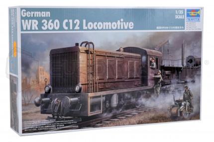Trumpeter - WR 360 Locomotive