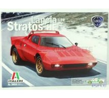 Italeri - Lancia Stratos HF MC1977