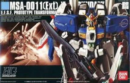 Bandai - HG Ex-S Gundam (0109463)