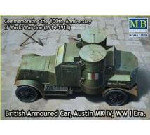 Master box - Austin Mk IV WWI