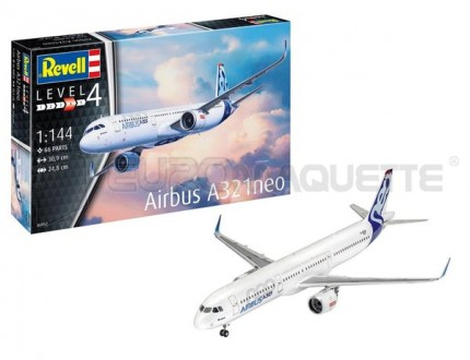 Revell - A321 neo