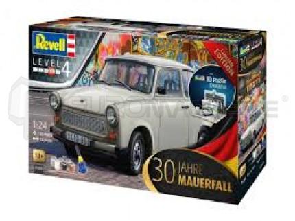 Revell - Dio Traban 30 ans mur de Berlin
