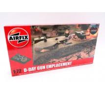 Airfix - D Day Gun emplacement