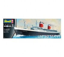 Revell - SS United States