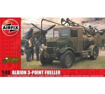 Airfix - Albion 3 RAF Truck Refueler
