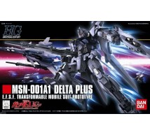 Bandai - HG MSN-001A1 Delta Plus (0164265)