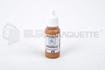 Prince August - Marron sable 876 (pot 17ml)