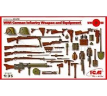 Icm - German weapons & equipment WWI