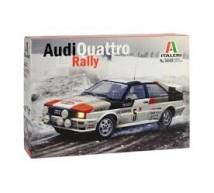 Italeri - Audi Quattro Rally