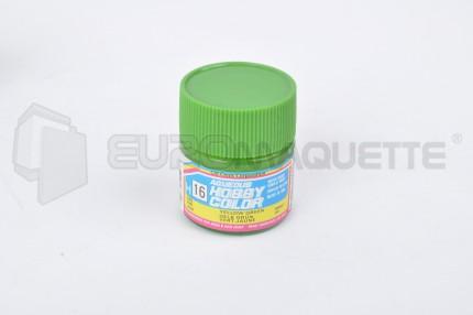 Gunze Sangyo - Vert Jaune H16 (pot 10ml)