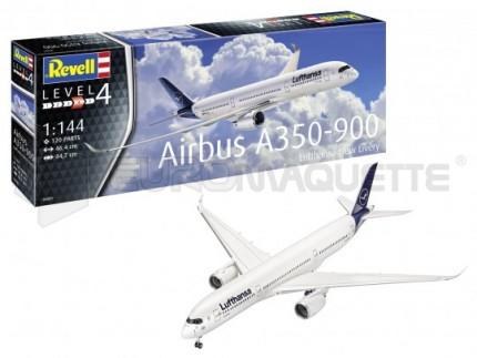 Revell - A350-900 New Luthansa