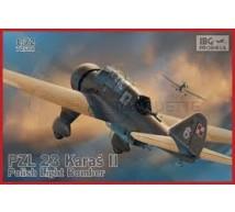 Ibg - PZL 23 Karas II
