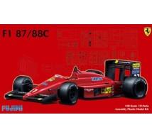 Fujimi - Ferrari F1 87/88C