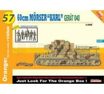 Dragon 60cm Morser Karl & crew