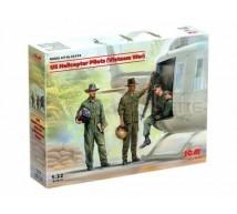 ICM - Pilotes hélicoptère US (vietnam)