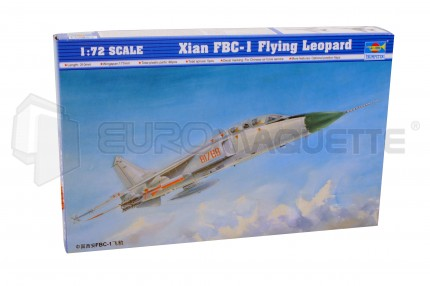 Trumpeter - FBC1 flying leopard