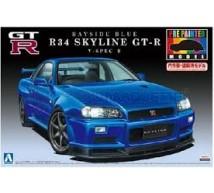 Aoshima - Nissan Skyline R34 V SPEC II