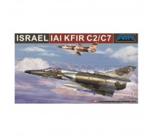 Amk - IAI Kfir C2/7 late
