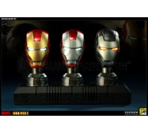 Sideshow - Iron Man Helmets