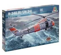 Italeri - H-34G/UH-34J Sea Horse