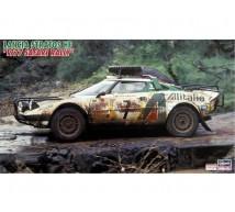 Hasegawa - Lancia Stratos Safari 1977