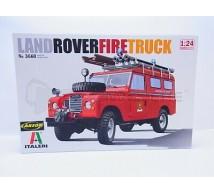 Italeri - Land Rover Pompier