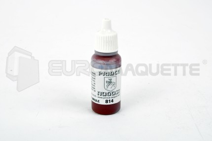 Prince August - Rouge cad. Brulé 814 (pot 17ml)