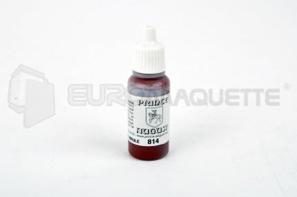 Prince August - Rouge cad. Brulé 814 (pot 17ml)