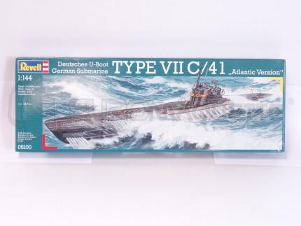 Revell - U Boat Type VIIC /41(1/144)