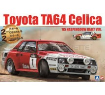 Beemax - Toyota TA64 1985 Haspengouw Rally