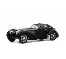 Solido - Bugatti 57 SC Atlantic noire
