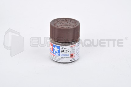 Tamiya - Brun XF-10 (pot 10ml)
