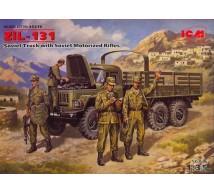 Icm - ZIL 131 & Soviet infantry