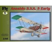 Fly - Ansaldo SVA 5 early