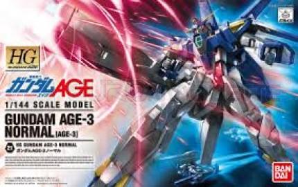 Bandai - HG AGE-3 Gundam normal (5057386)
