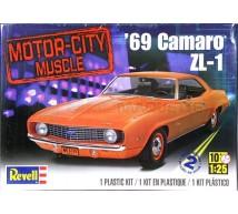 Revell - Camaro 69 ZL-1