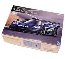 Aoshima - Mc Laren F1 GTR Loctite LM1998