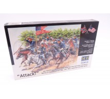 Master Box - 8th Pennsylvania US Cav