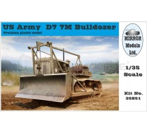 Mirror - US Bulldozer D-7 7M