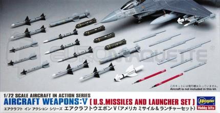 Hasegawa - Missiles US