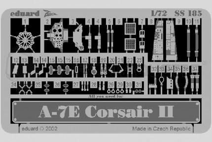 Eduard - A-7 E Corsair II (italeri)