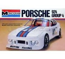 Revell / Monogram - Porsche 924 Gr4